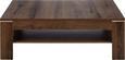 Couchtisch Eichefarben - Schlammfarben/Eichefarben, MODERN, Holzwerkstoff/Kunststoff (120/43/75cm) - Based