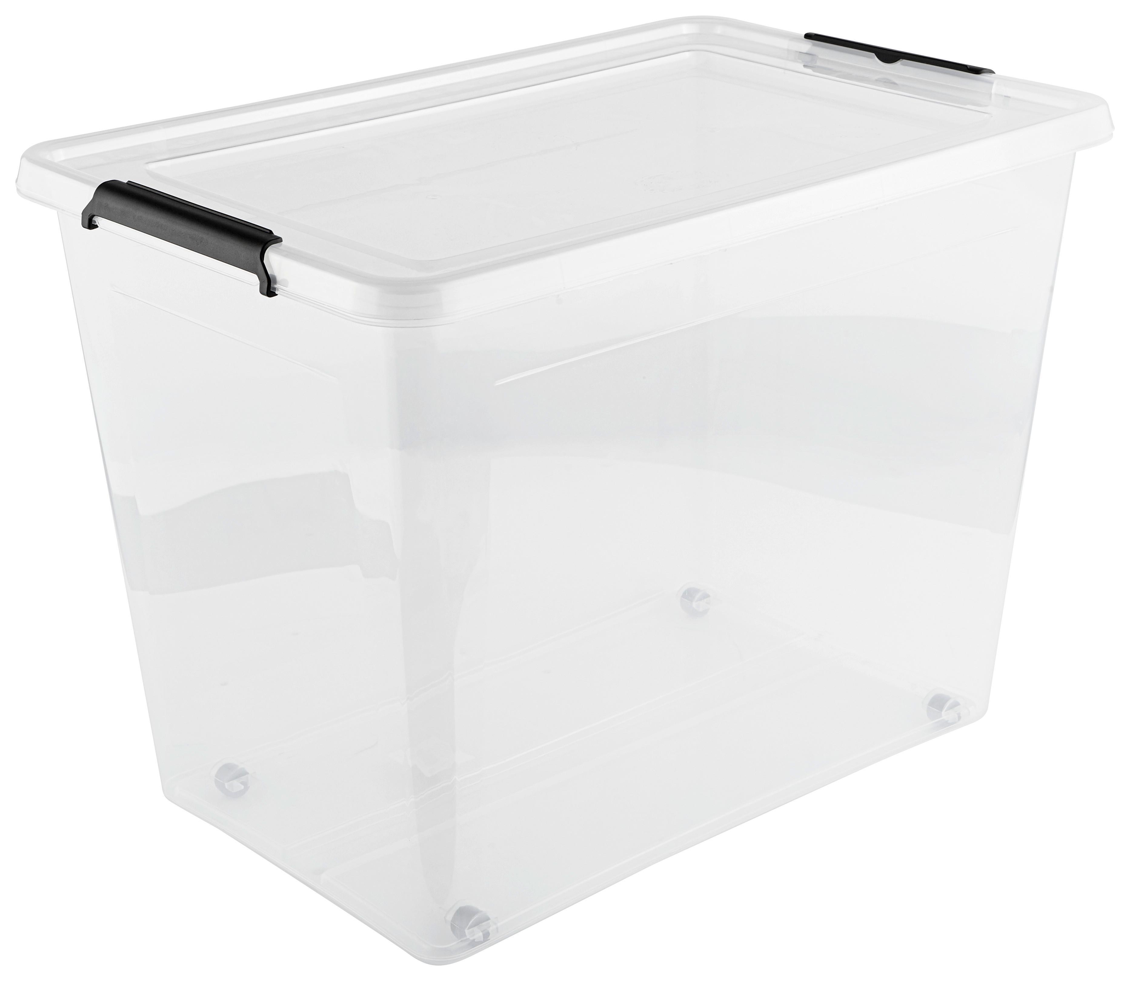 Image of Box mit Deckel Action aus Kunststoff ca. 80l