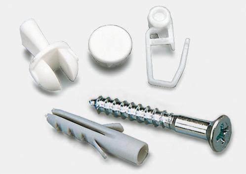 Sín Kiegészítő Csomag Ge - fehér, műanyag