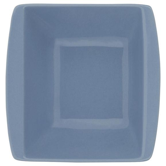 Schüssel Pura aus Keramik Ø ca. 14cm - Hellblau, MODERN, Keramik (14/14cm) - Mömax modern living