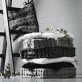 Sitzkissen Cordula in versch. Farben - Beige/Silberfarben, LIFESTYLE, Textil (40/40cm) - Mömax modern living
