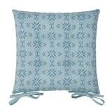 Ülőpárna Agnes - Fehér, modern, Textil (40/40cm) - Mömax modern living