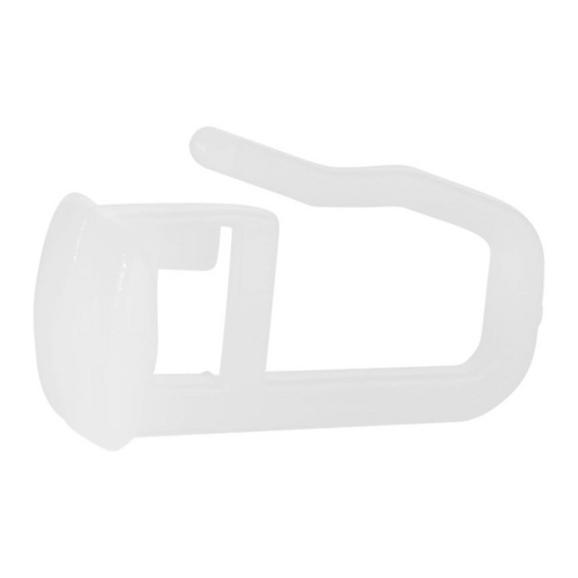 Gleiter Universal in Weiß 20 Stk. - Weiß, Kunststoff (11/10cm) - Mömax modern living