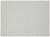 Tischset Maren Silber - Silberfarben, Textil (33/45cm) - Based