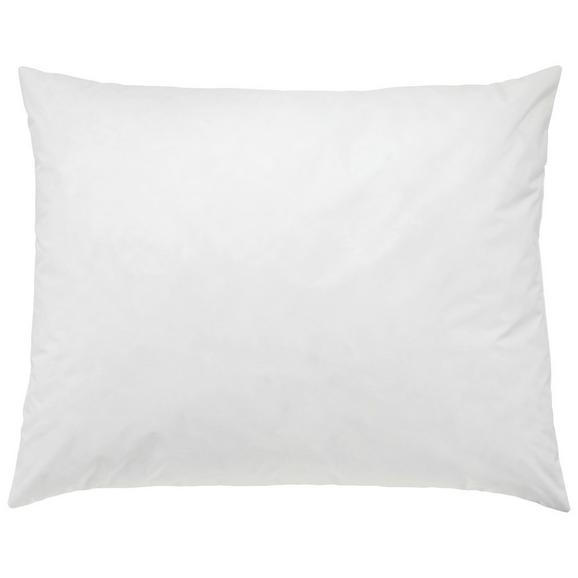 Pernă Flo - alb, materiale naturale/textil (70/90cm) - Based