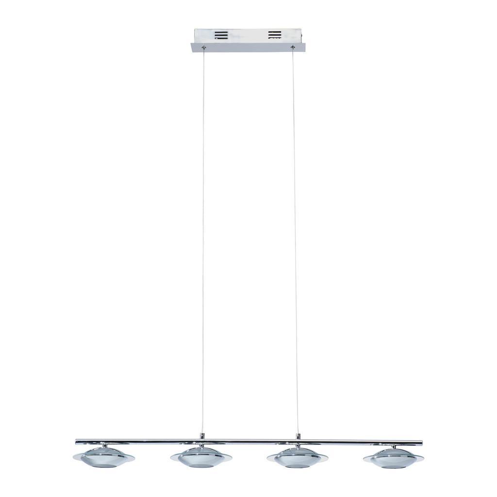 LED-Hängeleuchte max. 20 Watt 'Palu'