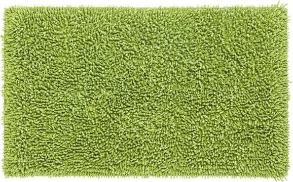 Badematte Loop ca. 50x80cm - Blau/Gelb, Textil (50/80cm) - MÖMAX modern living