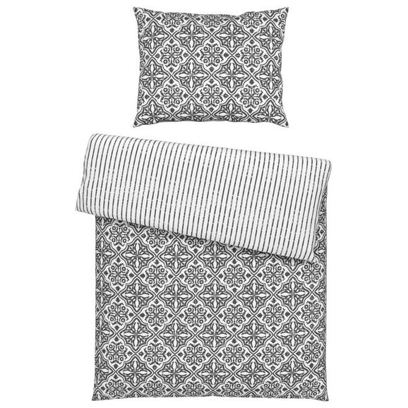 Lenjerie De Pat Leila Wende - gri, Lifestyle, textil (140/200cm) - Modern Living