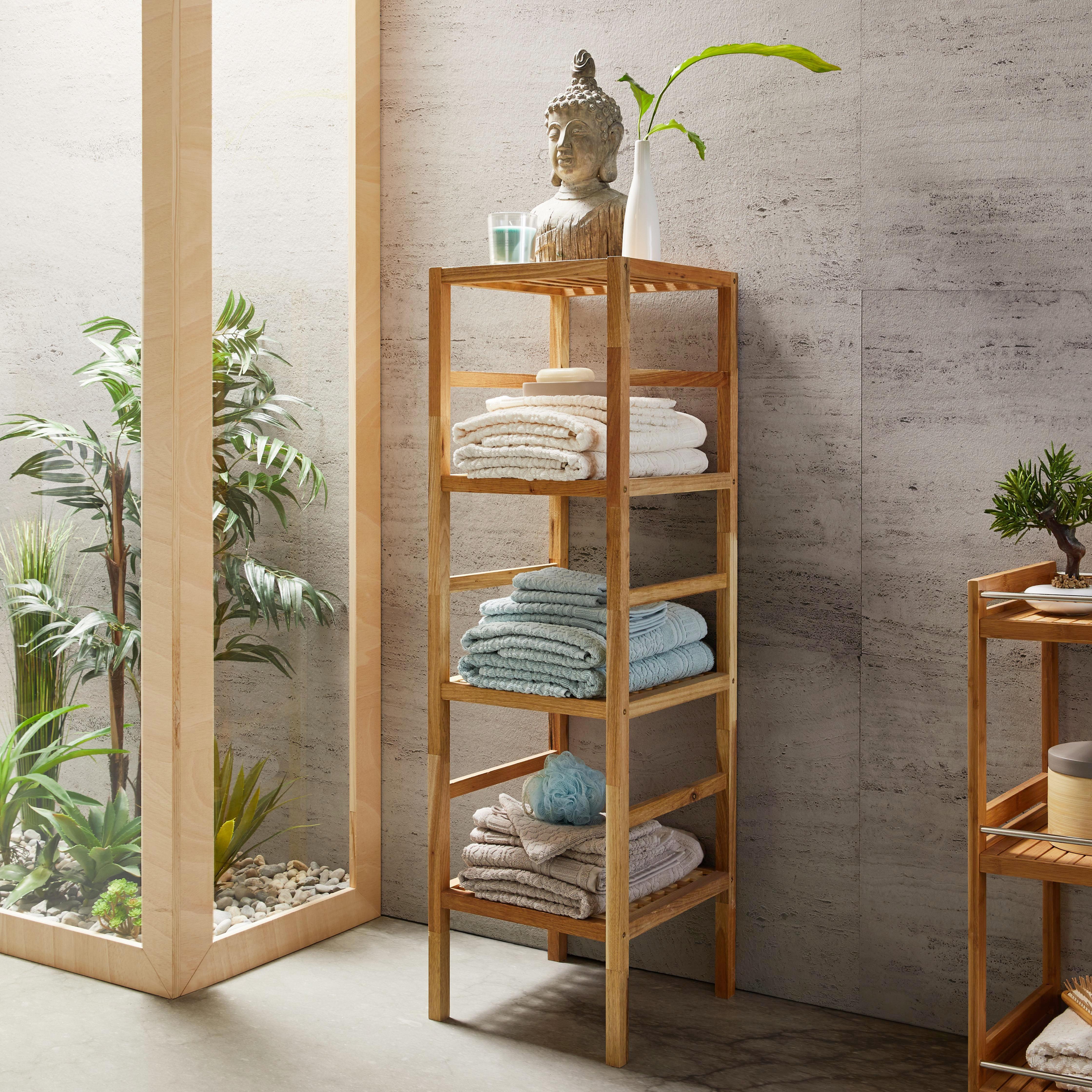 Handtuch Carina - Grün, ROMANTIK / LANDHAUS, Textil (50/100cm) - MÖMAX modern living