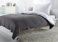 Posteljno Pregrinjalo Bilbao -ext- - antracit, tekstil (140/220cm) - Mömax modern living