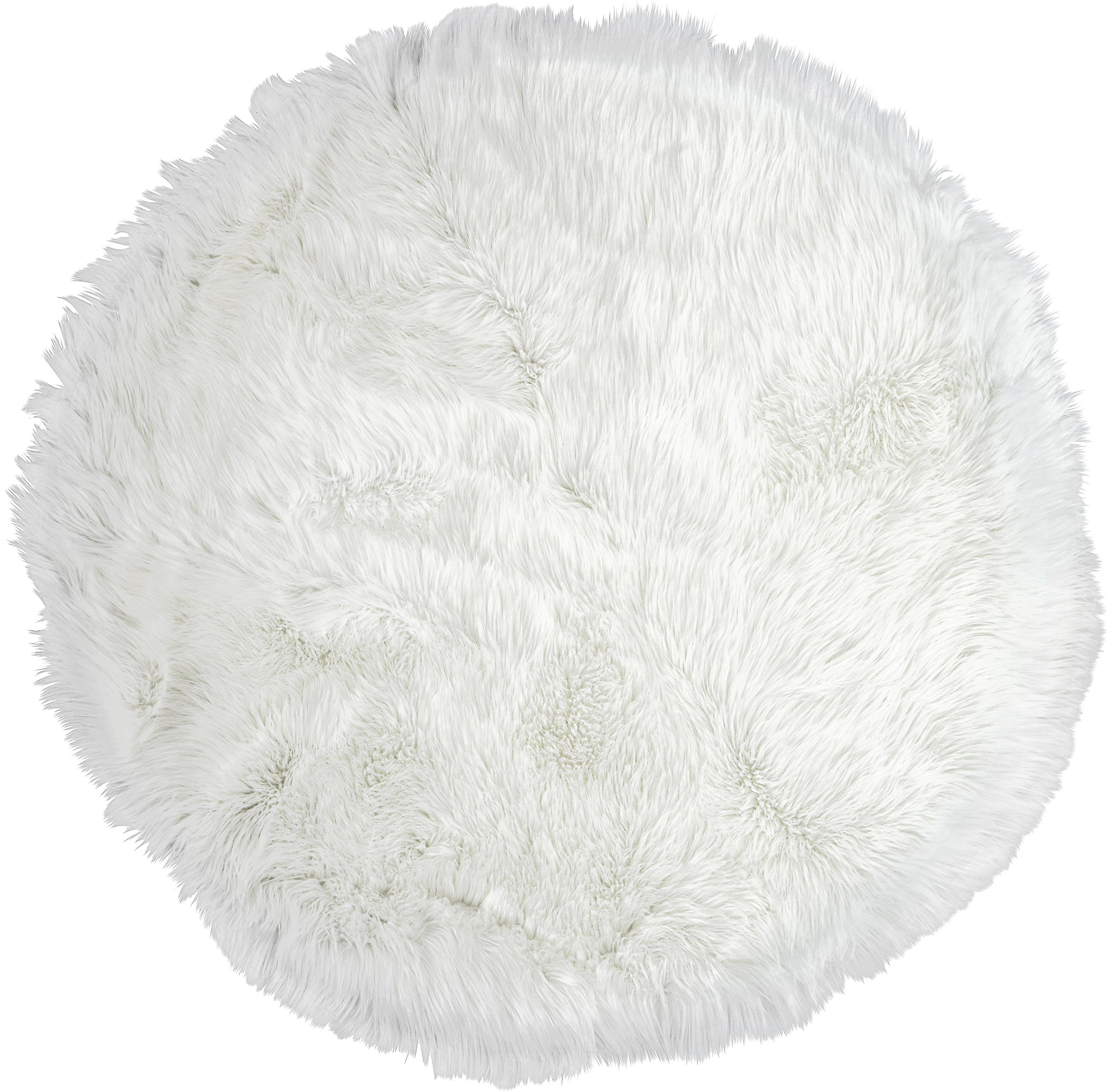 Műszörme Teddy - fehér, romantikus/Landhaus, textil (100cm) - MÖMAX modern living