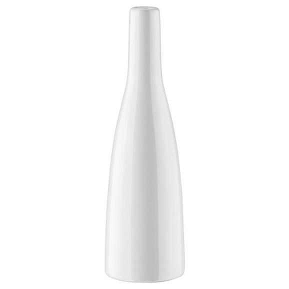 Vaza Plancio - bela, Moderno, keramika (20.5cm) - Mömax modern living