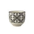 Lonček Shiva - črna/bela, Trendi, keramika (7/6cm) - Mömax modern living