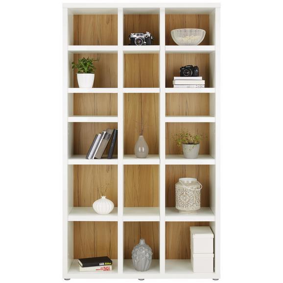 regal wei eichefarben online kaufen m max. Black Bedroom Furniture Sets. Home Design Ideas