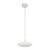 Pendelleuchte Leah mit LED - Weiß, MODERN, Glas/Kunststoff (21/21/180cm) - Bessagi Home