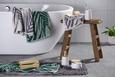 KOPALNIŠKA PREPROGA Jenny - antracit, Basics, tekstil (60/90cm) - Based