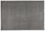 Webteppich Rubin ca. 80x150cm - Hellgrau, MODERN (80/150cm) - Mömax modern living