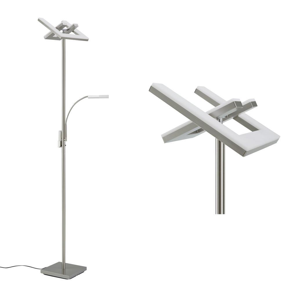 LED-Stehleuchte Rocco max. 13 Watt