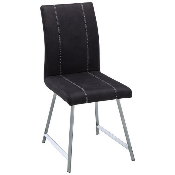 stuhl grau online kaufen m max. Black Bedroom Furniture Sets. Home Design Ideas