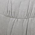 Schwingstuhl Jerome - Chromfarben/Hellgrau, MODERN, Textil/Metall (43/99/56,5cm) - Mömax modern living