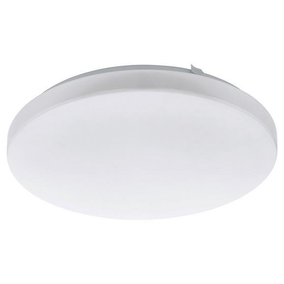 Deckenleuchte Frania mit LED - Weiß, MODERN, Kunststoff/Metall (33cm)