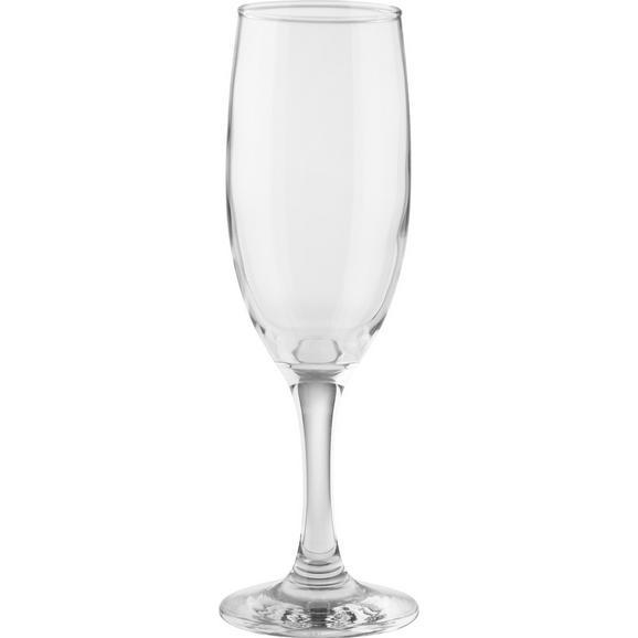 Pahar De Vin Spumant Bilie - clar, sticlă (5/19,3cm) - modern living