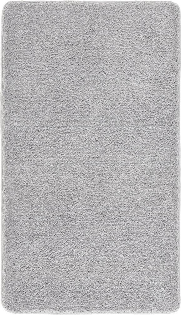 Badematte Christina Silbergrau - Grau, Textil (70/120cm) - MÖMAX modern living