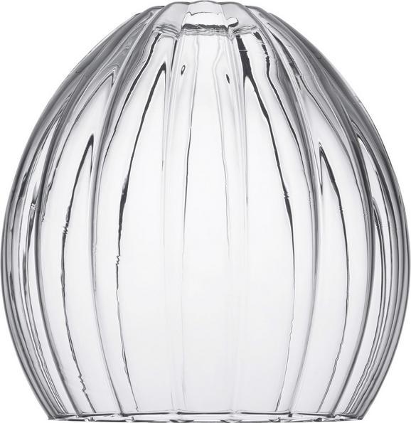SENČNIK ZA SVETILKO ELSE - prosojna, steklo (25/26cm) - Mömax modern living