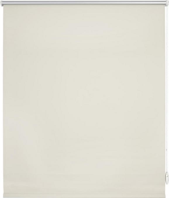 Klemmrollo Thermo In Sand, ca. 100x150cm - Sandfarben, Textil (100/150cm) - Premium Living