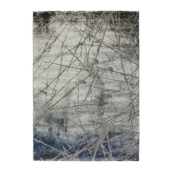 Webteppich Manchester ca.160x230cm - Türkis, MODERN, Textil (160/230cm) - Mömax modern living