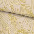 Posteljnina Laine Oro - zlata/svetlo roza, Moderno, tekstil (140/200cm) - Mömax modern living