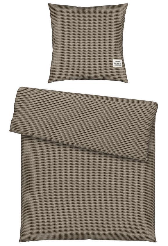 Bettwäsche Dream Big, ca. 135x200cm - Braun, Textil (135/200cm) - MÖMAX modern living