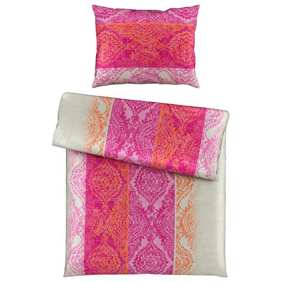 Posteljina Lakeisha -ext- - pink, Lifestyle, tekstil (140/200cm) - Mömax modern living