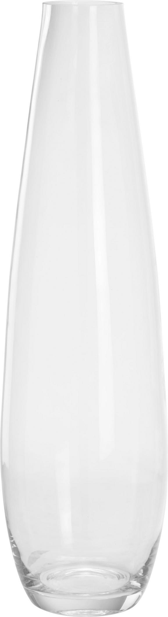Váza Dana - Átlátszó, Üveg (12,5/45cm) - Mömax modern living
