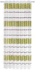 Fertigvorhang Anita, ca. 140x245cm - Grün, KONVENTIONELL, Textil (140/245cm) - MÖMAX modern living
