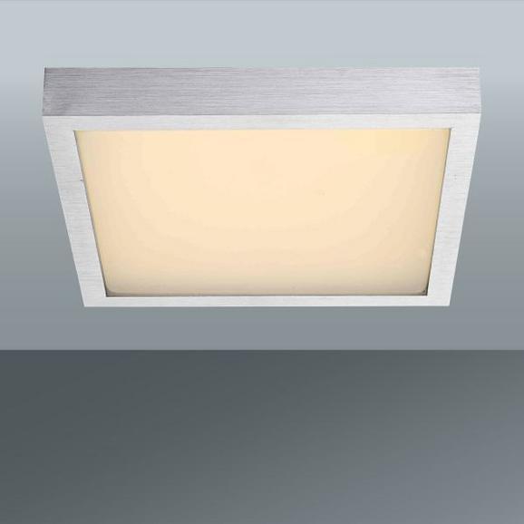 DECKENLEUCHTE Maik, max. 12 Watt - KONVENTIONELL, Kunststoff/Metall (30,4/30,4/8,2cm) - MÖMAX modern living