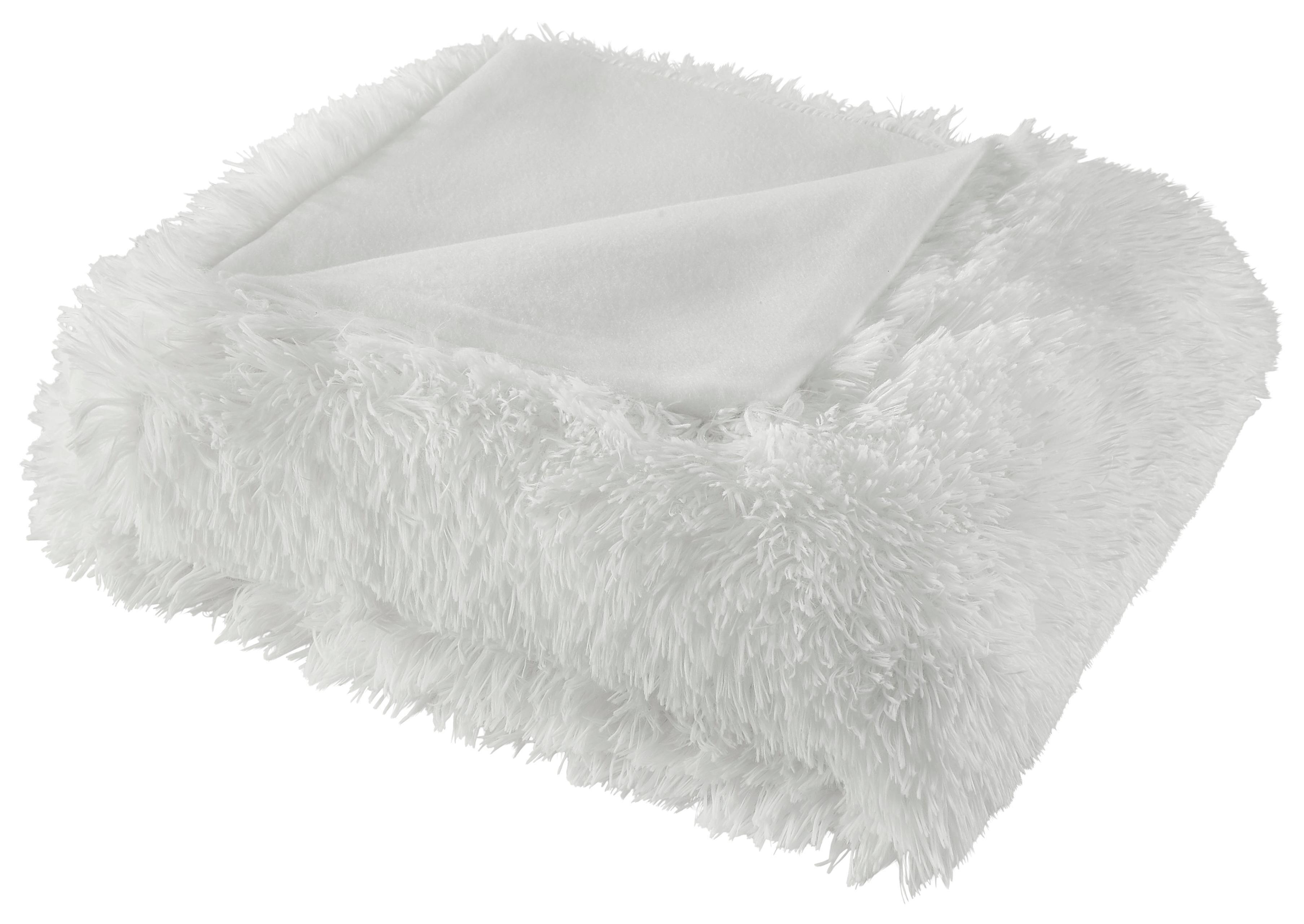 Felldecke in Weiß online bestellen