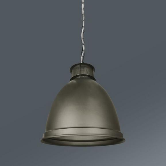 Hängeleuchte Denis, Max. 1x40watt - Grau, LIFESTYLE, Metall (35/134cm) - Mömax modern living