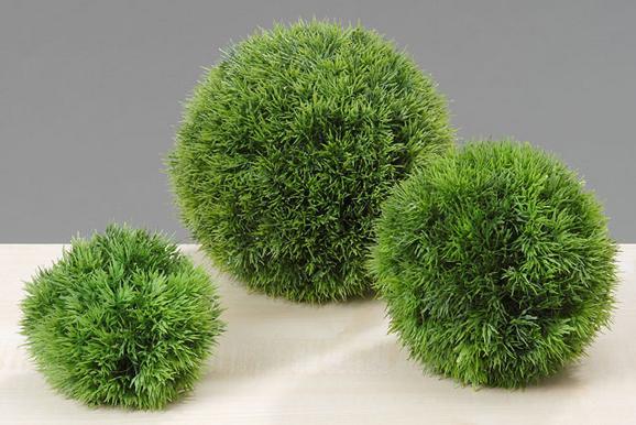 Krogla Trave Dynamit Ii - zelena, Konvencionalno, umetna masa (23cm) - Ambia Home