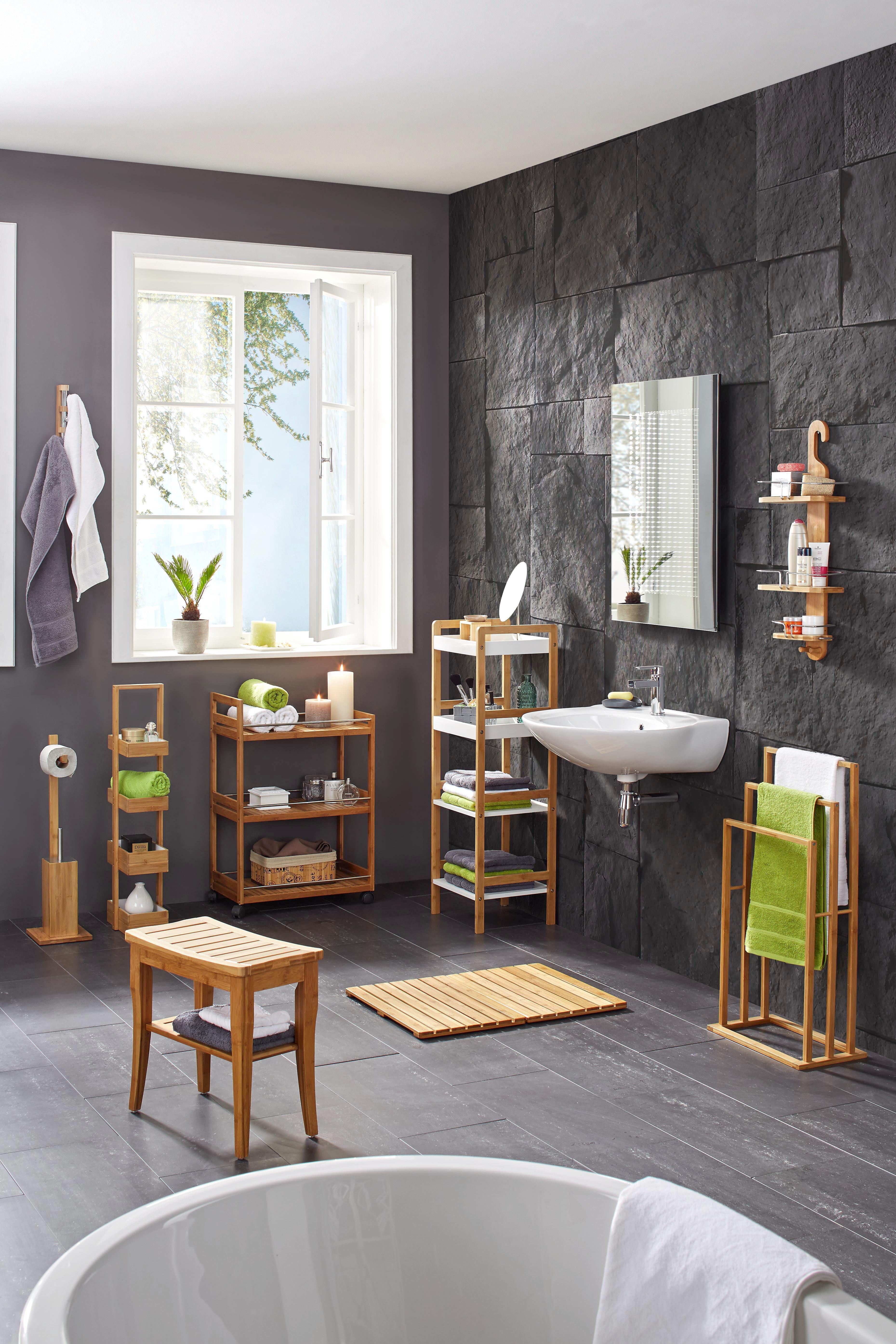 Wandspiegel ca. 60x80x3cm - Klar, Glas/Holzwerkstoff (60/80cm) - MÖMAX modern living