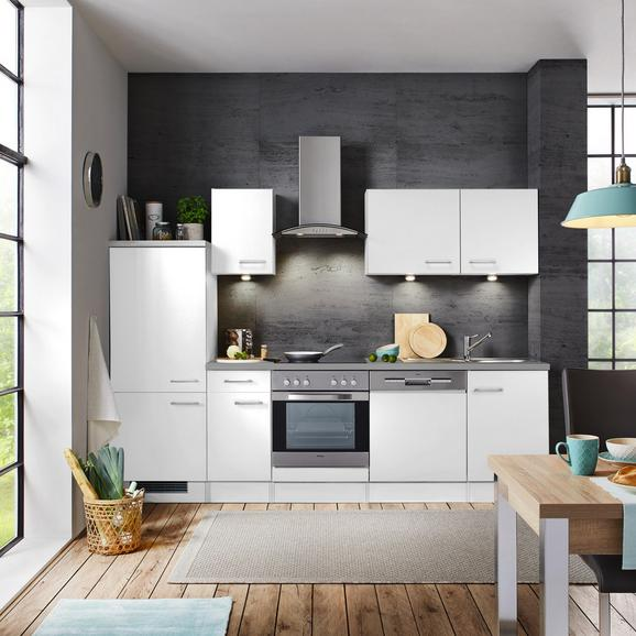 Kuhinjski Blok Neo - bela, Moderno, leseni material (270cm)