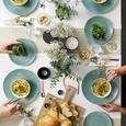 Tischläufer Steffi in Offwhite - Naturfarben, Textil (45/150cm) - Mömax modern living