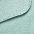 Fleecedecke in Mint ca. 130x170 cm 'Anni' - Mintgrün, MODERN, Textil (130/170cm) - Bessagi Home