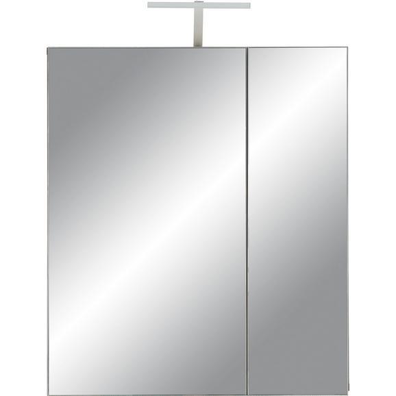 Badezimmer Schrank Dunkelbraun: Spiegelschrank In Braun Online Kaufen Mömax
