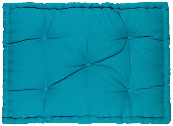 Sedežna Blazina Za Palete Palette - petrolej, tekstil (60/80/12cm) - Mömax modern living