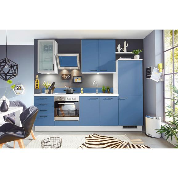 k chenblock pn80 blau online kaufen m max. Black Bedroom Furniture Sets. Home Design Ideas