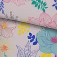 Bettwäsche Mariella in Bunt ca. 135x200cm - Multicolor, KONVENTIONELL, Textil (135/200cm) - Mömax modern living