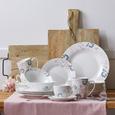 Schüssel Blossoms aus Keramik - Multicolor, ROMANTIK / LANDHAUS, Keramik (16,2/5cm) - Mömax modern living