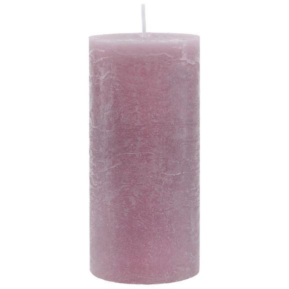 Sveča Lia - vijolična, Moderno (6,8/15cm) - Mömax modern living