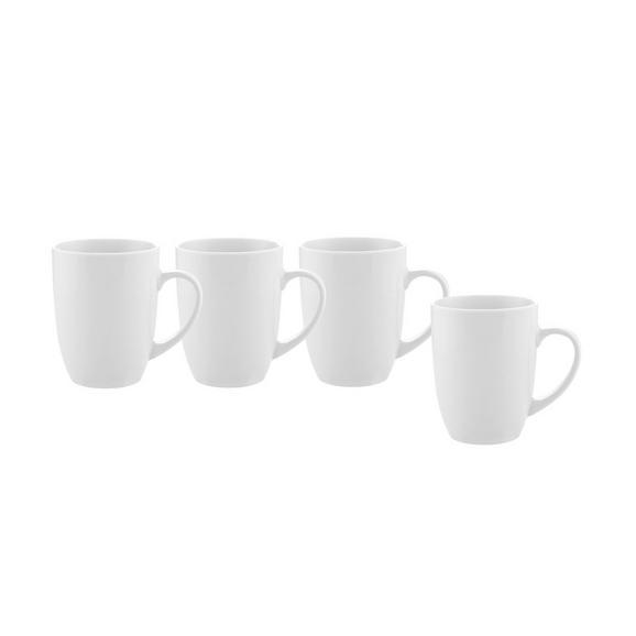 Cană Pentru Cafea ''billy'' - alb, Modern, ceramică (8,2/10,3cm) - Modern Living